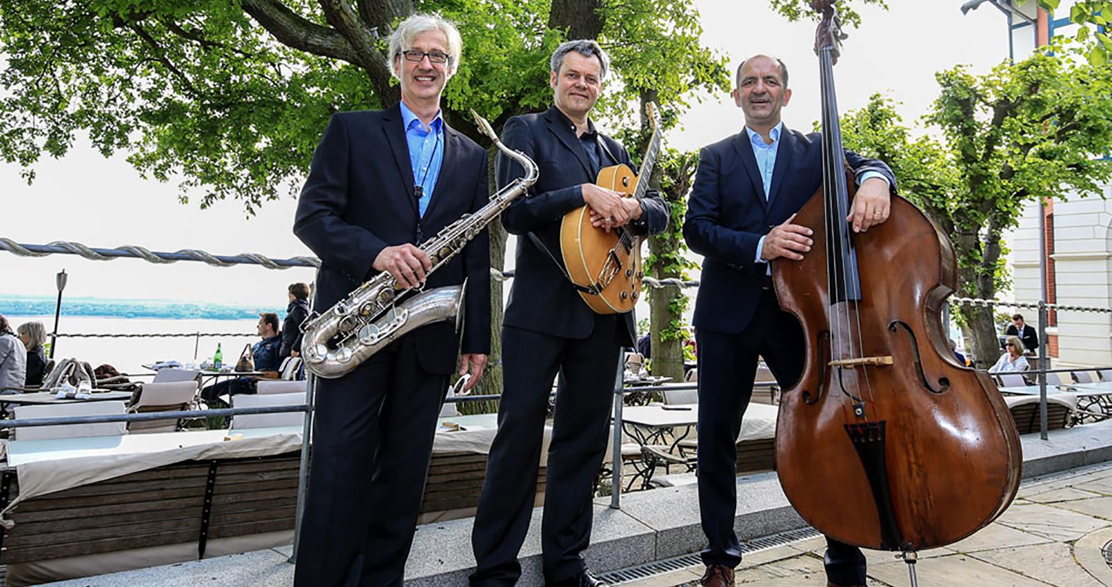 Pocket Jazz Band - Easy Swing!